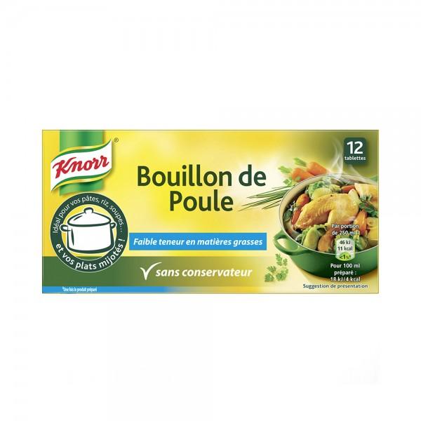 BOUILLON POULE DEGRAISSE 424983-V001 by Knorr
