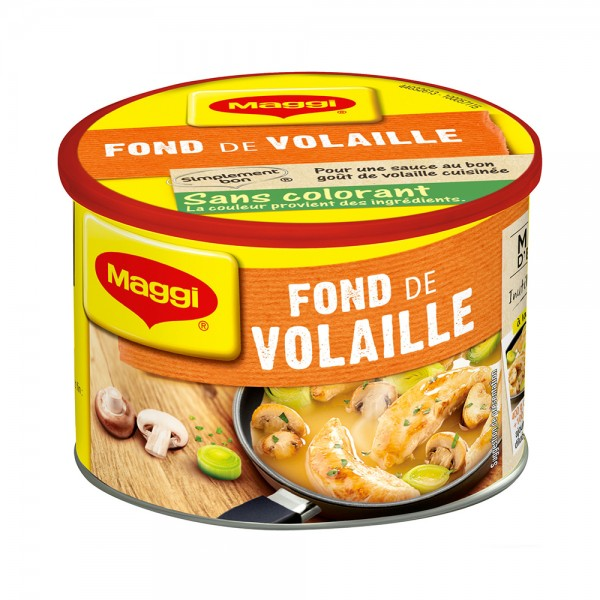 MAGGI FOND DE VOLAILLE 424995-V001 by Nestle
