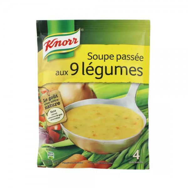 SOUPE PASS.9 LEGUME SHT 425015-V001 by Knorr