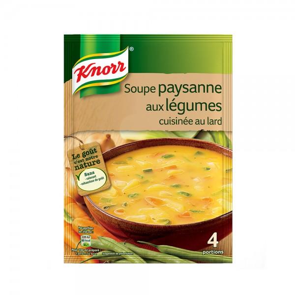 SOUPE PAYSANNE LEGUME.LARD 425016-V001 by Knorr