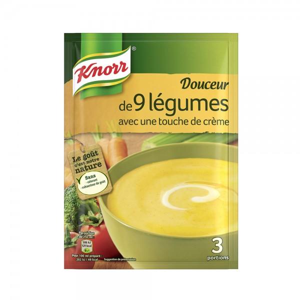 DOUCEUR 9 LEGUMES 425020-V001 by Knorr