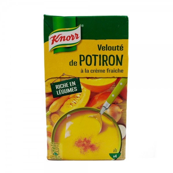 VELOUTE POTIRON BRIQUE 425035-V001 by Knorr