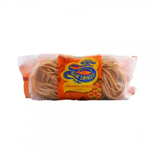 B.Dragon Wholewheat Noodle Nest - 300G 425333-V001 by Blue Dragon