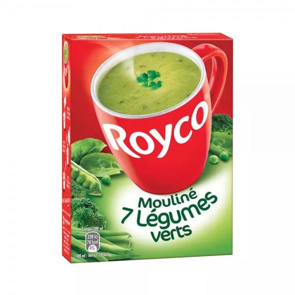 MINUTE SOUP MOULINE 7LEG 4'S 425623-V001 by ROYCO
