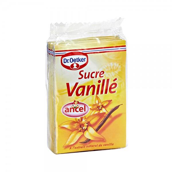 Sucre Vanille 10x8g 425720-V001 by Dr. Oetker