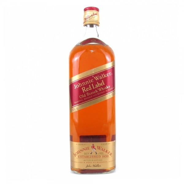 Blended Scotch Whisky Johnnie Walker Red Label 1.125L 426323-V001 by Johnnie Walker
