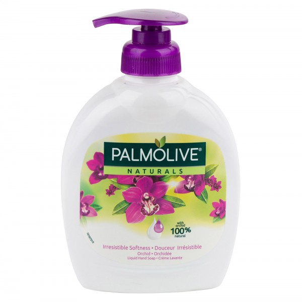 Palmolive Hand Wash Black Orchid & Milk 300ml 428380-V001 by Palmolive