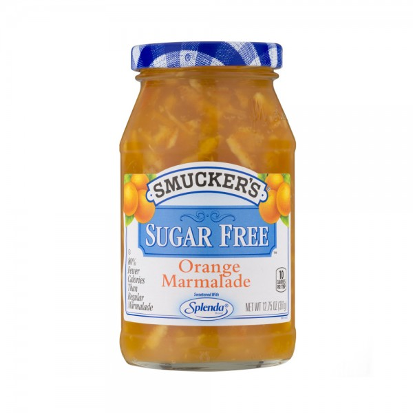 S/FREE MARMALADE ORNG SPLENDA 431156-V001 by Smucker's