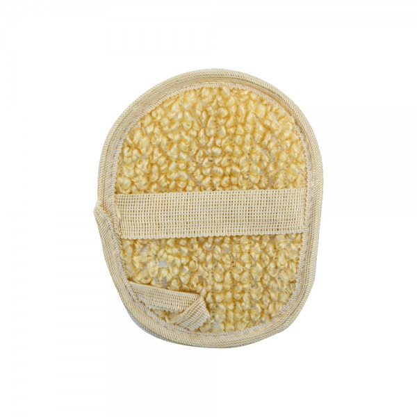 Spinneys Loufa Oval Bebe Massage - 1Pc 431284-V001 by Spinneys Essentials