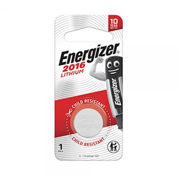 Energizer Coin Battery -2016 - 3V 431334-V001 by Energizer