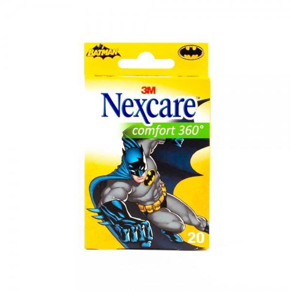 Nexcare Plasters Batman 360 - 20Pc 431338-V001 by Nexcare