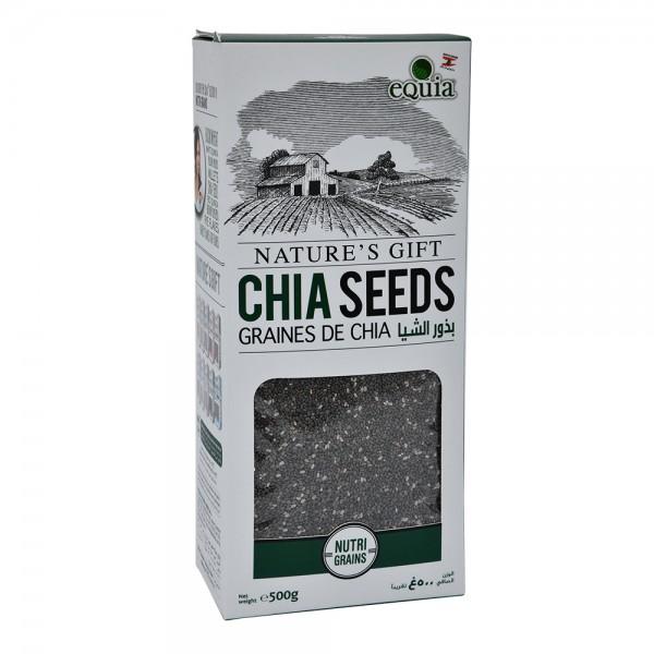 eQuia Chia Seeds 500G 431924-V001 by Equia
