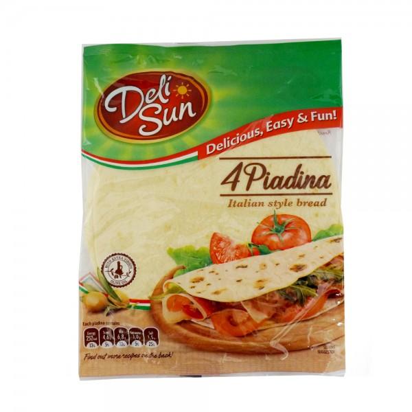 4 PIADINA ITALIAN BREAD 24CM 432533-V001 by Deli Sun