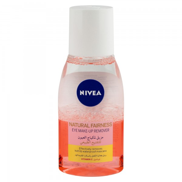 Nivea Natural Fariness Makeup Remover 125ml 432726-V001 by Nivea