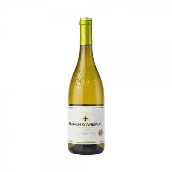 B.Arignac Blanc -50Pcut - 750Ml 434046-V001 by Baron D'Arignac