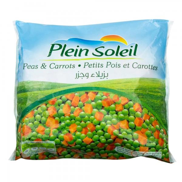 Plein Soleil Peas And Carrots Frozen 900G 434158-V001 by Plein Soleil