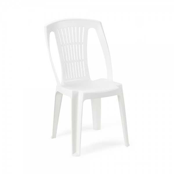 STELLA CHAIR WHITE 434531-V001 by Pro Garden Collection