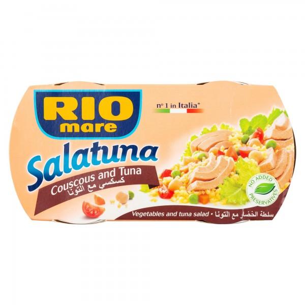Rio Mare Tuna Salad Couscous Canned 2*160G 434664-V001 by Rio Mare