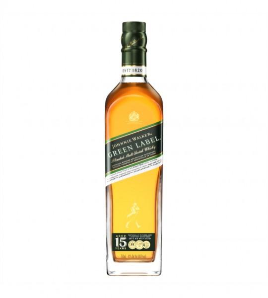 Malt Scotch Whisky Johnnie Walker Green Label 75 CL 435116-V001 by Johnnie Walker