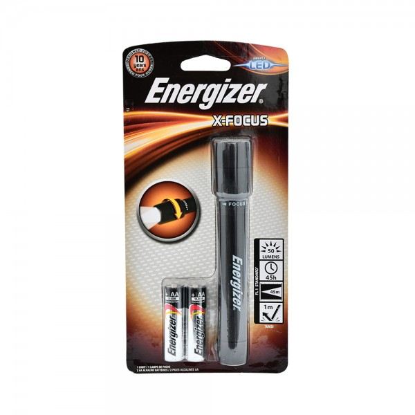 TORCH xFOCUS 2AA 435798-V001 by Energizer