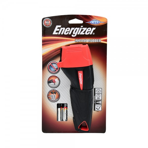 Energizer Value Rubber Light 2Aa - 1Pc 435799-V001 by Energizer
