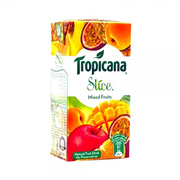 Tropicana Mixed Fruit Tetra 180ml 436060-V001 by Tropicana