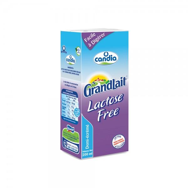 Candia Uht Lactose Free 200ml 436146-V001 by Candia