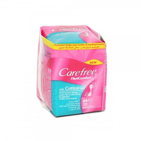 FLEXI COMFORT COTTON FRESH 436878-V001 by Carefree