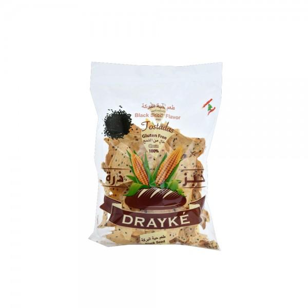 Drayke Mini Corn Bread + Black Seed 80g 437169-V001 by Drayke