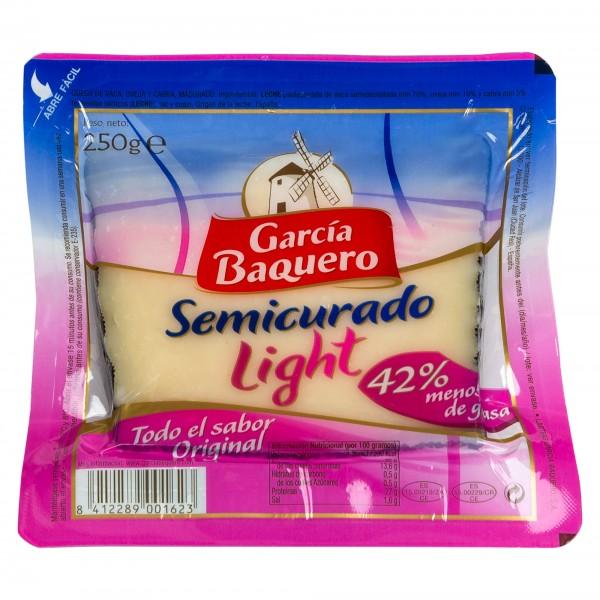 Garcia Baquero Light Cheese 250G 437355-V001 by García Baquero