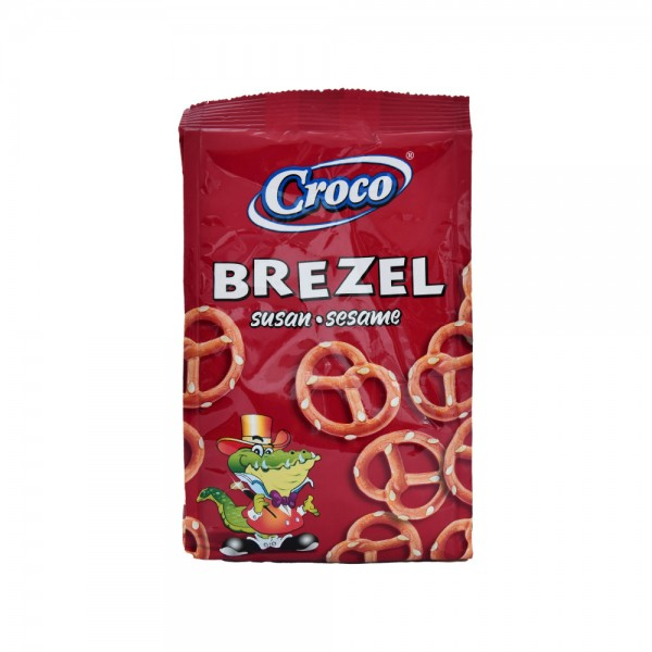 Croco Brezel Sesame - 80G 437371-V001 by Croco