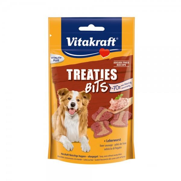 TREATIES BITS LIVER SAUSAGE 437414-V001 by Vitakraft
