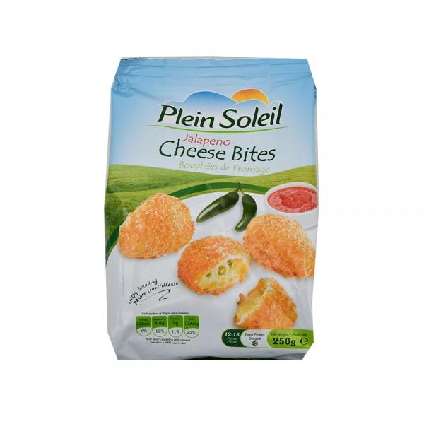 Plein Soleil Jalapeno Cheese Bites Frozen 250G 437608-V001