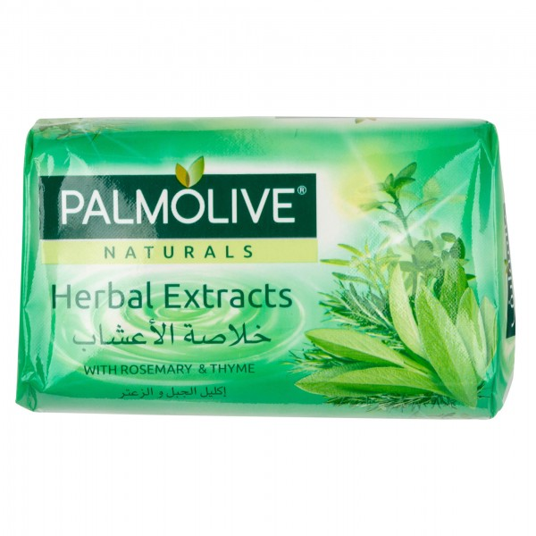 Palmolive Naturals Bar Soap with Herbal Extracts 120gm 437815-V001 by Palmolive