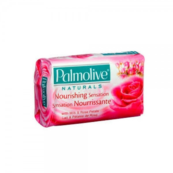 Palmolive Naturals Bar Soap Soft and Moisture with Milk and Rose 170g 437820-V001 by Palmolive