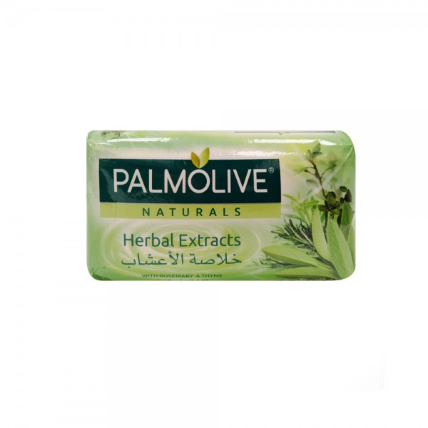 Palmolive Naturals Bar Soap with Herbal Extracts 170gm 437823-V001 by Palmolive