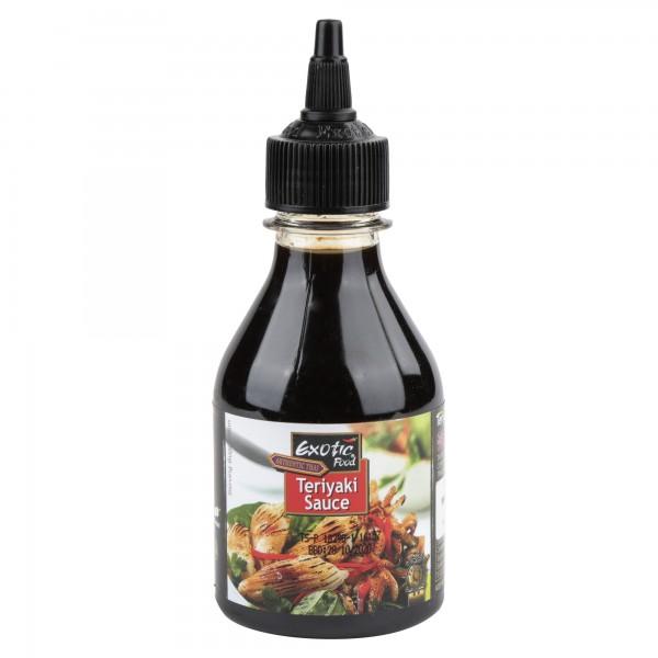 Exotic Food Teryaki Sauce 200ml 438609-V001 by Exotic Food