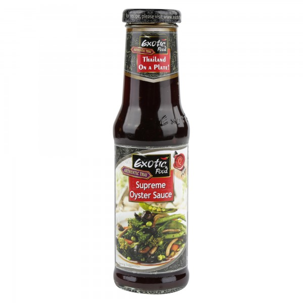Exotic Food Oyster Sauce 250ml 438612-V001 by Exotic Food