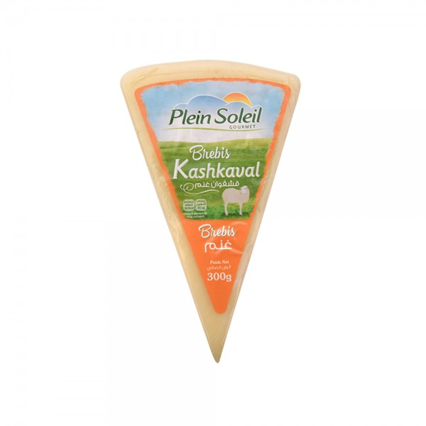Plein Soleil Sheep Kashkaval Cheese 300G 438685-V001 by Plein Soleil