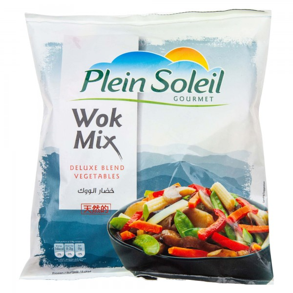 Plein Soleil Wok Mix Frozen 400G 438691-V001 by Plein Soleil