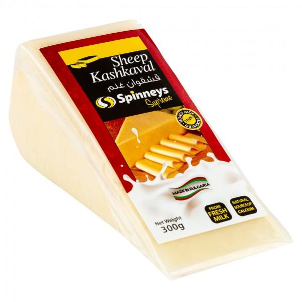 Spinneys Supreme Kashkaval Sheep 300G 438931-V001 by Spinneys Supreme