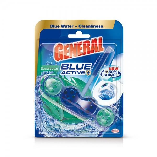 DER GENERAL TC Blocks Maximum fragrance Blue Water 50G 440150-V001 by Der General