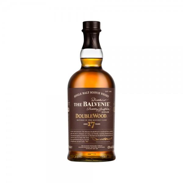 Balvenie Malt Whisky Doublewood 17Y - 700Ml 442070-V001 by The Balvenie