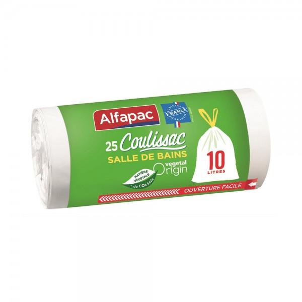SAC POUBELLE SALLE DE BAIN SMALL 442636-V001 by Alfapac