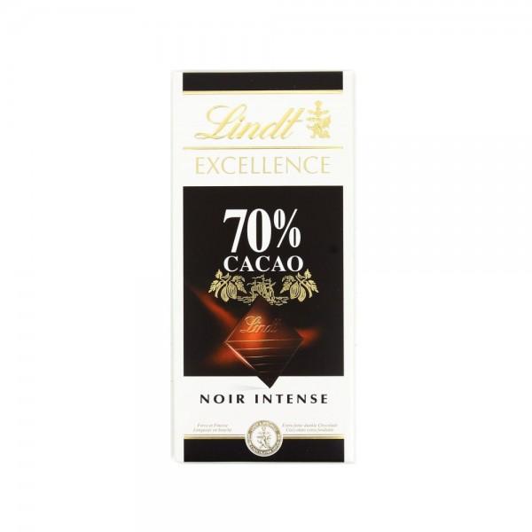 Lindt Excellence Noir 70% Cacao 442962-V001 by Lindt