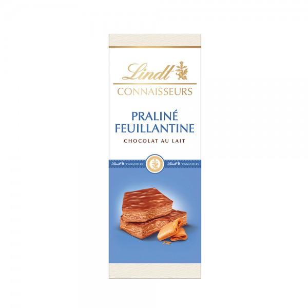 CONNAISSEUR LAIT PRALINE FEUIL 443321-V001 by Lindt