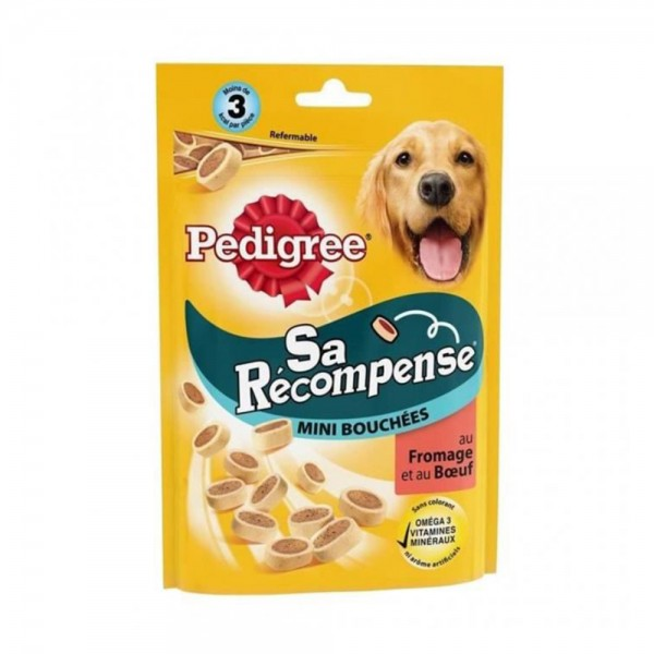 MINI BOUCHEES BOEUF ET FROMAGE 444357-V001 by Pedigree