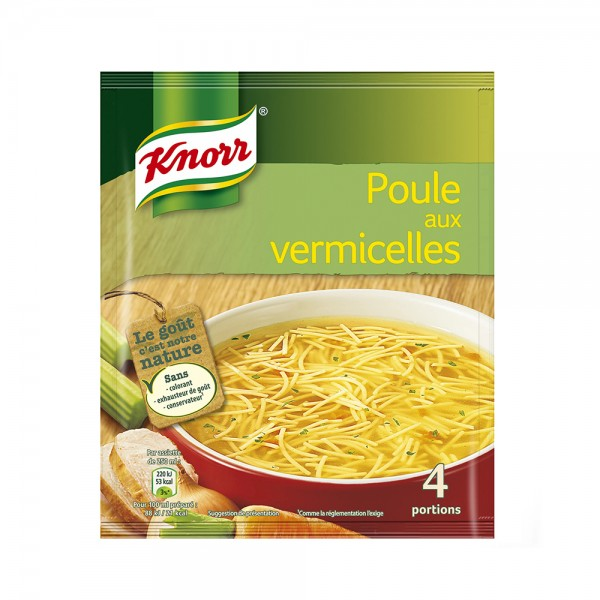 POULET VERMICELLE 444440-V001 by Knorr