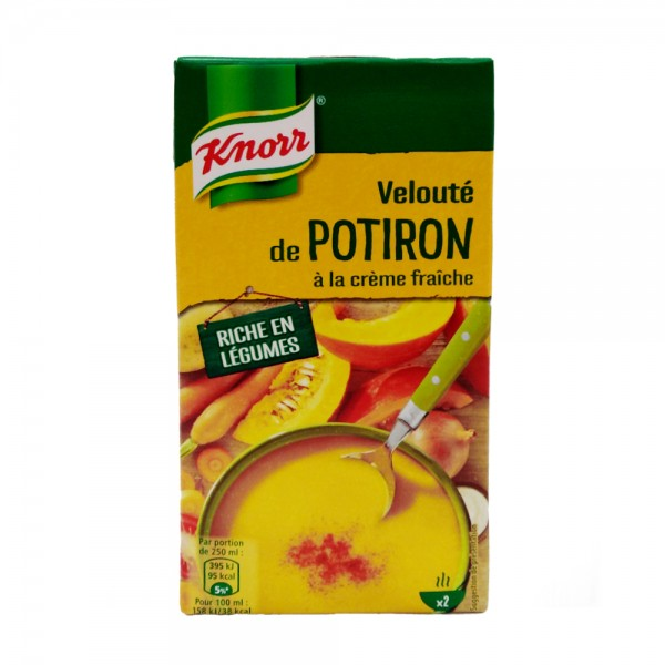 VELOUTE POTIRON 444607-V001 by Knorr