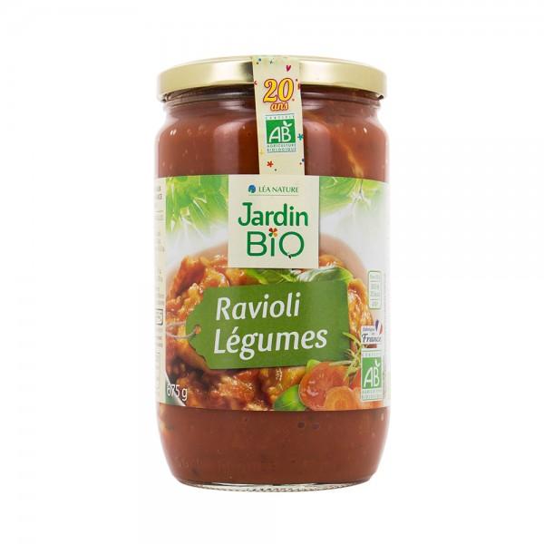 Jardin Bio Ravioli Legume Bio 444890-V001 by Jardin Bio